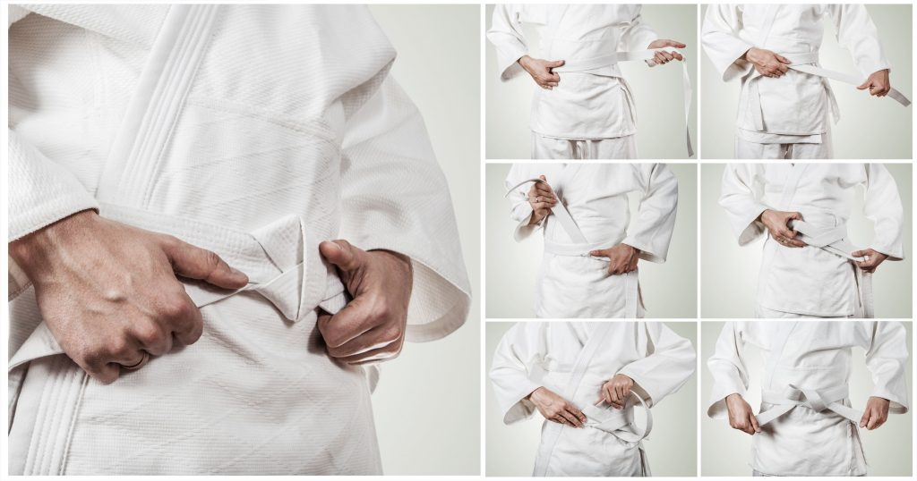 belt-tying